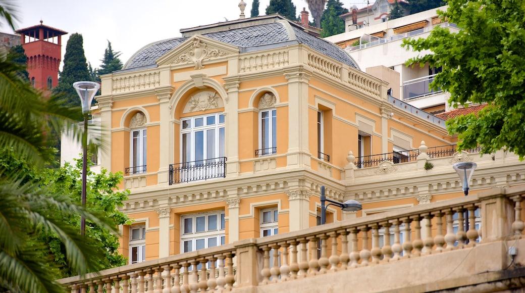 Grasse das einen historische Architektur