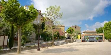 Mougins montrant petite ville ou village