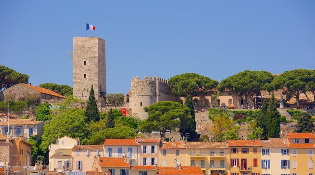 Altstadt von Cannes das einen historische Architektur und Kleinstadt oder Dorf