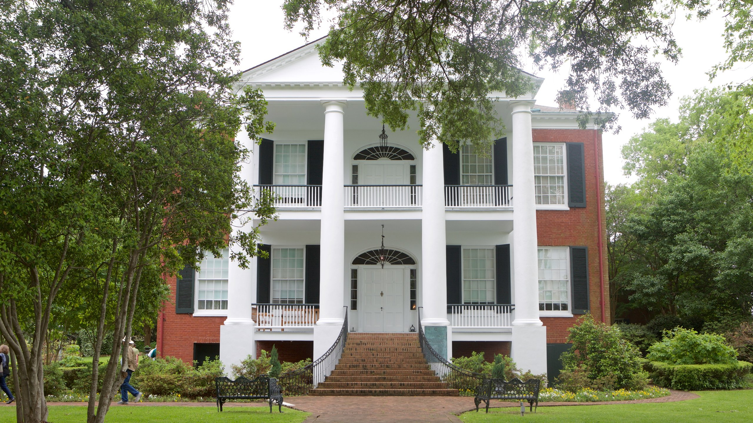 Rosalie Mansion, Natchez, Mississippi, USA