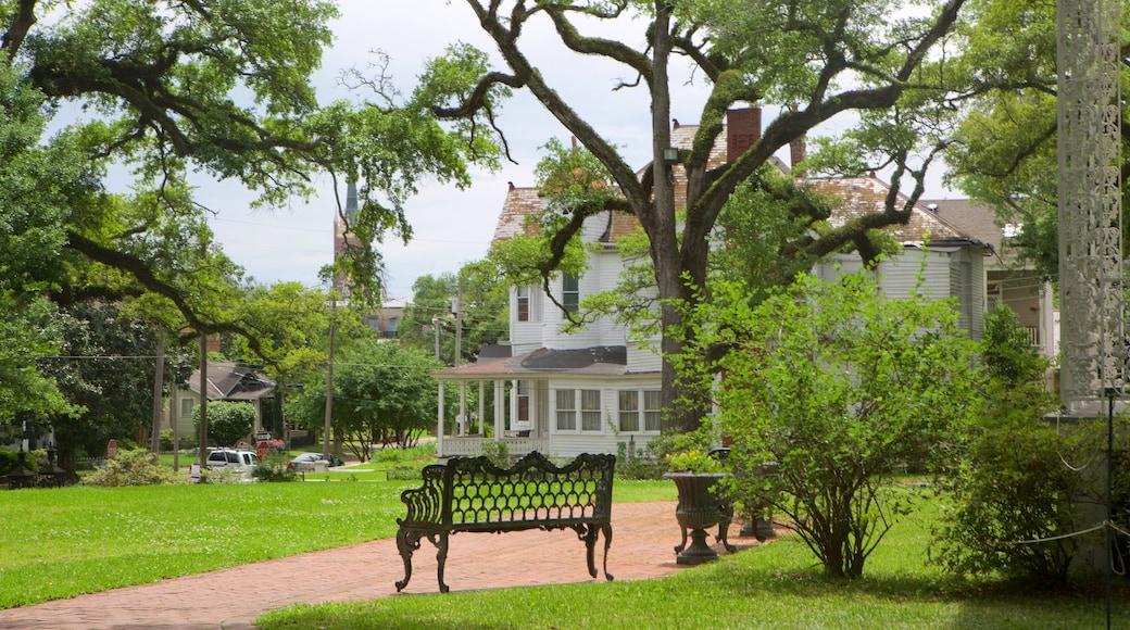 คฤหาสน์ Stanton Hall เนื้อเรื่องที่ บ้าน, มรดกวัฒนธรรม และ สวน
