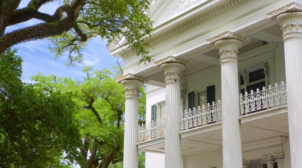 คฤหาสน์ Stanton Hall เนื้อเรื่องที่ มรดกวัฒนธรรม, บ้าน และ มรดกทางสถาปัตยกรรม