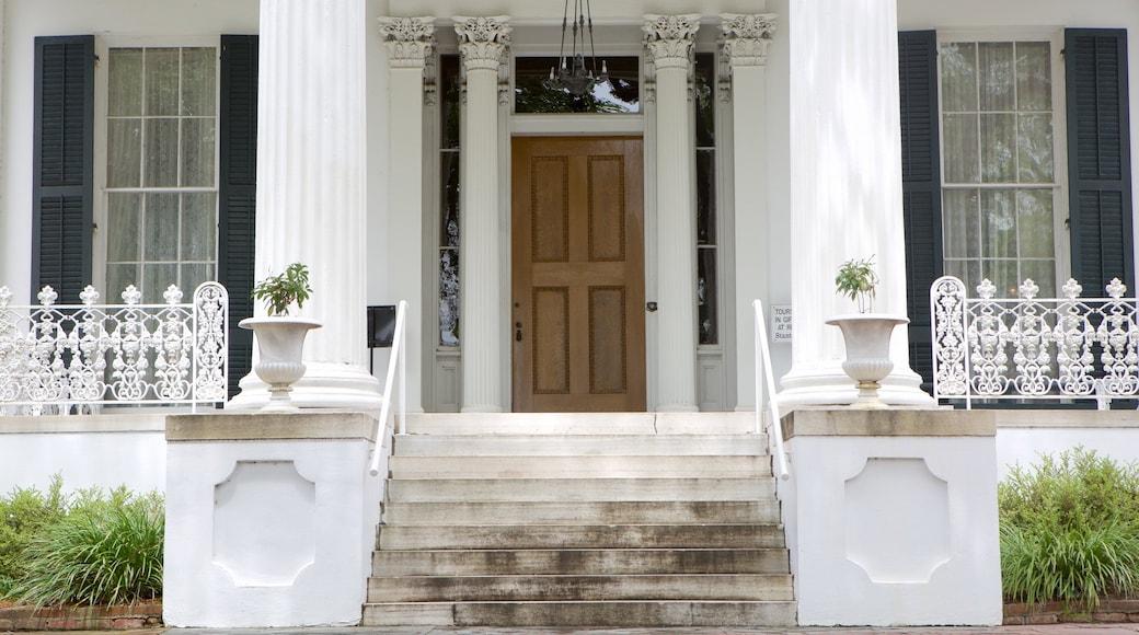คฤหาสน์ Stanton Hall แสดง มรดกทางสถาปัตยกรรม, บ้าน และ มรดกวัฒนธรรม