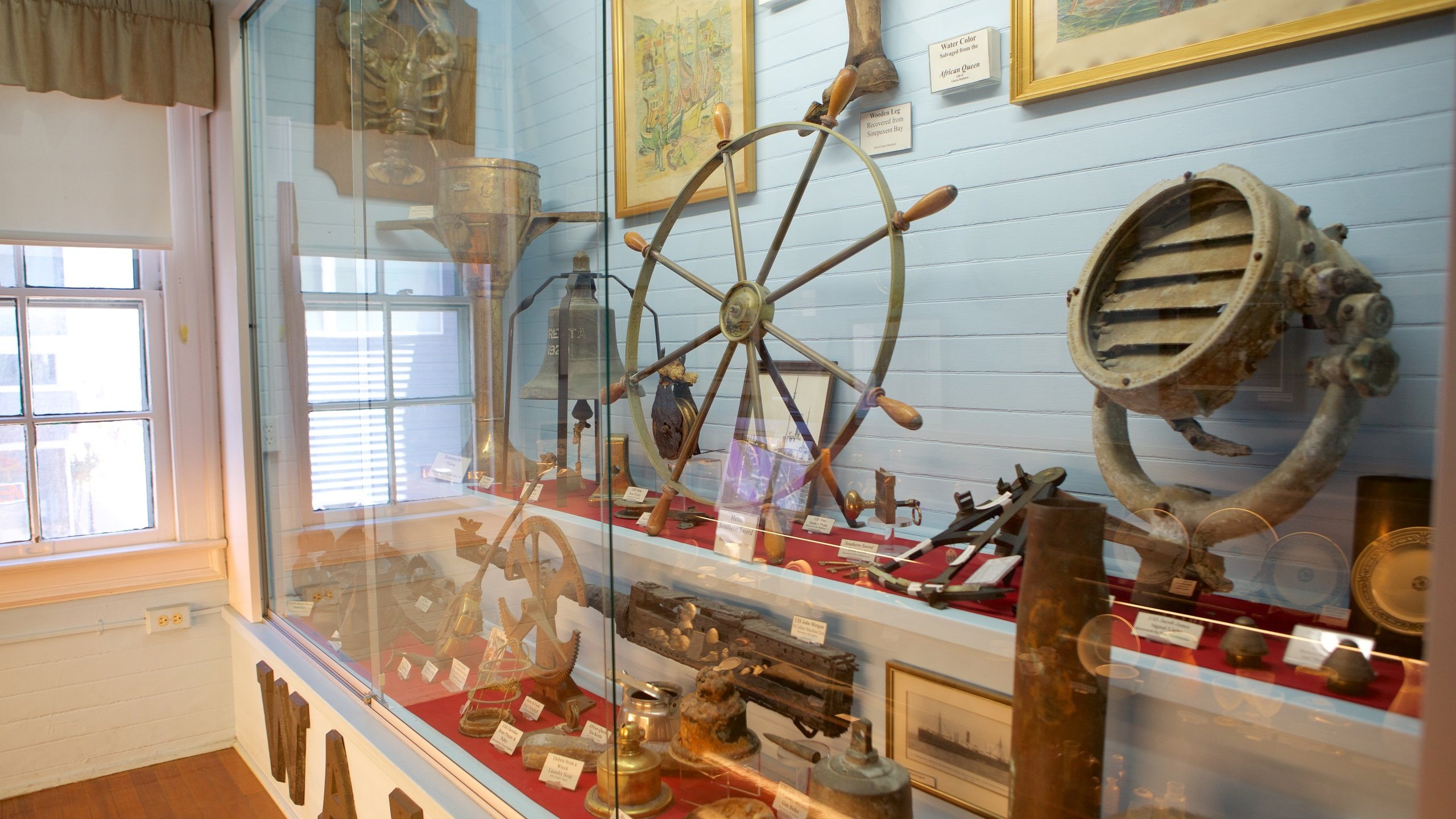 Ocean City Life-Saving Station Museum, Ocean City, Maryland, United States of America