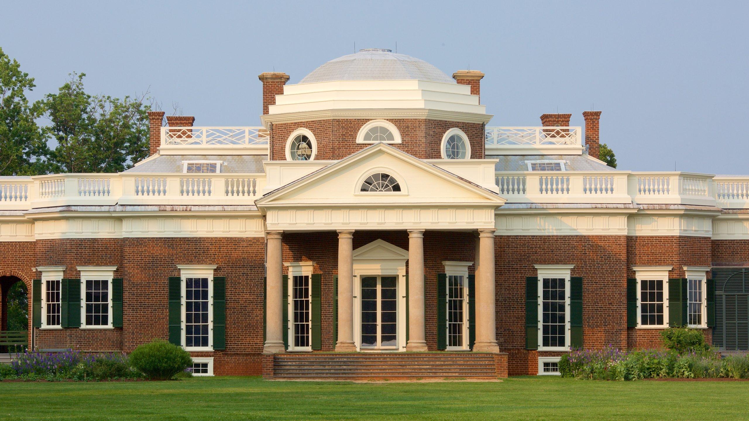 Monticello, Charlottesville