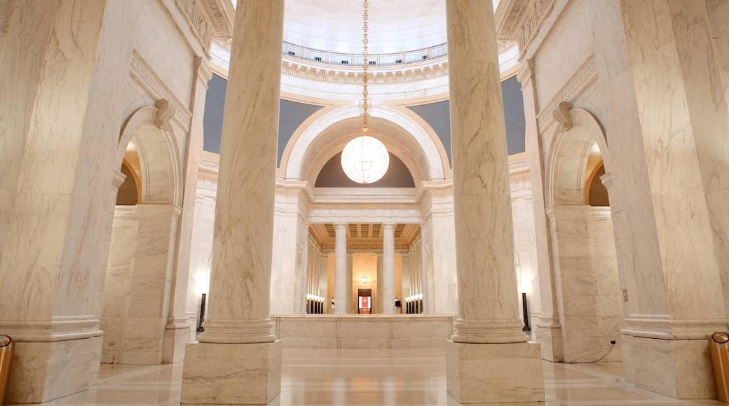 西維吉尼亞州議會大廈 设有 行政大樓, 歷史建築 和 內部景觀