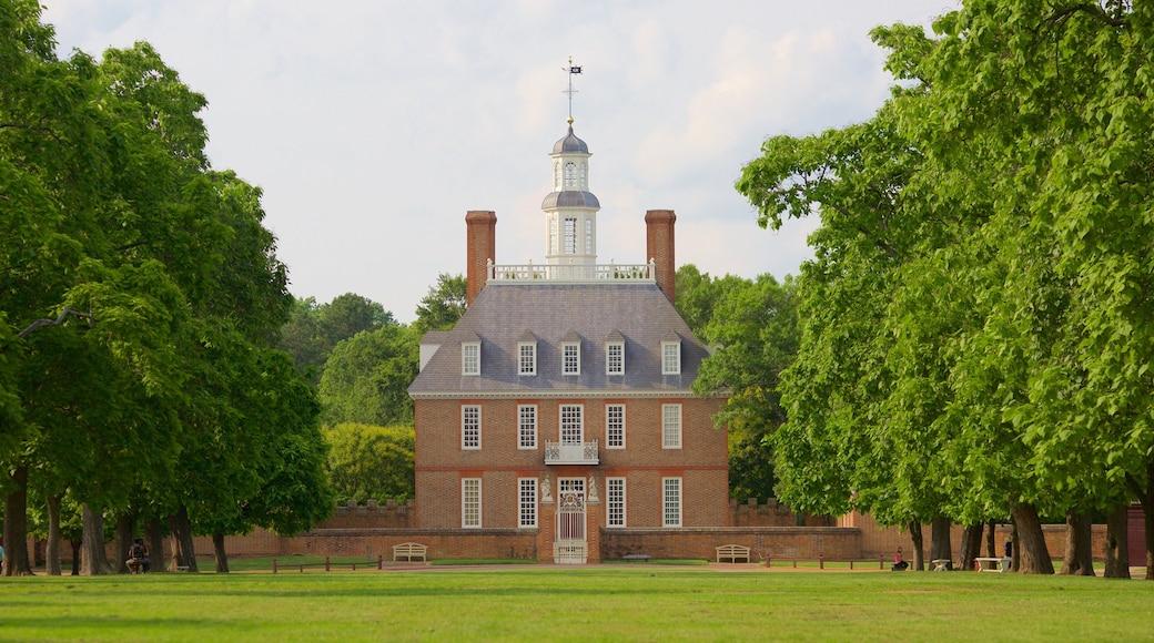 Colonial Williamsburg Visitor Center