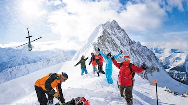 Panorama Mountain Ski Area