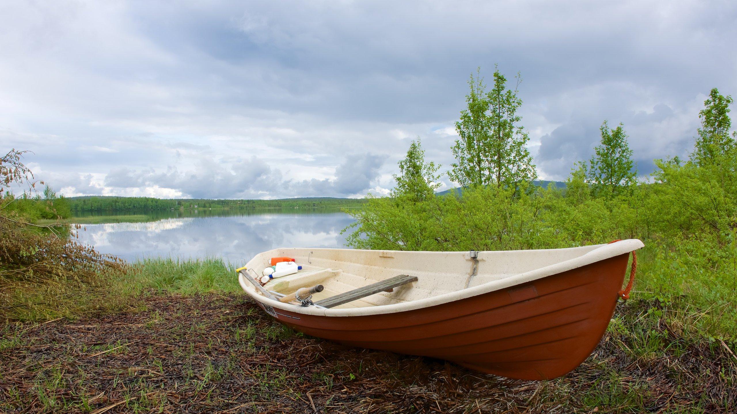 Kittila, Lappland, Finnland
