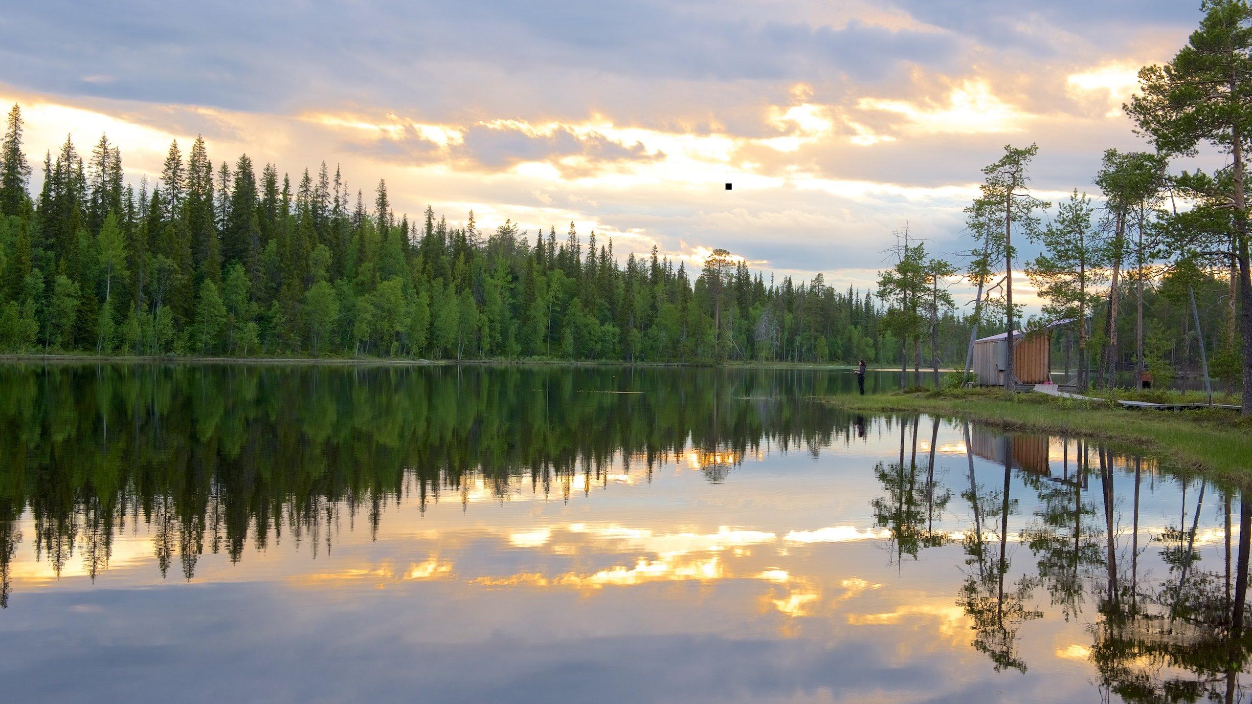 Westfinnland, Finnland