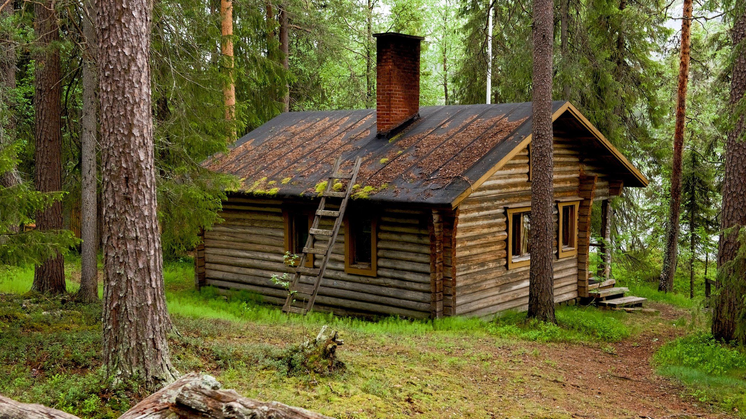 Pallas-Yllastunturi Nationalpark, Lappland, Finnland