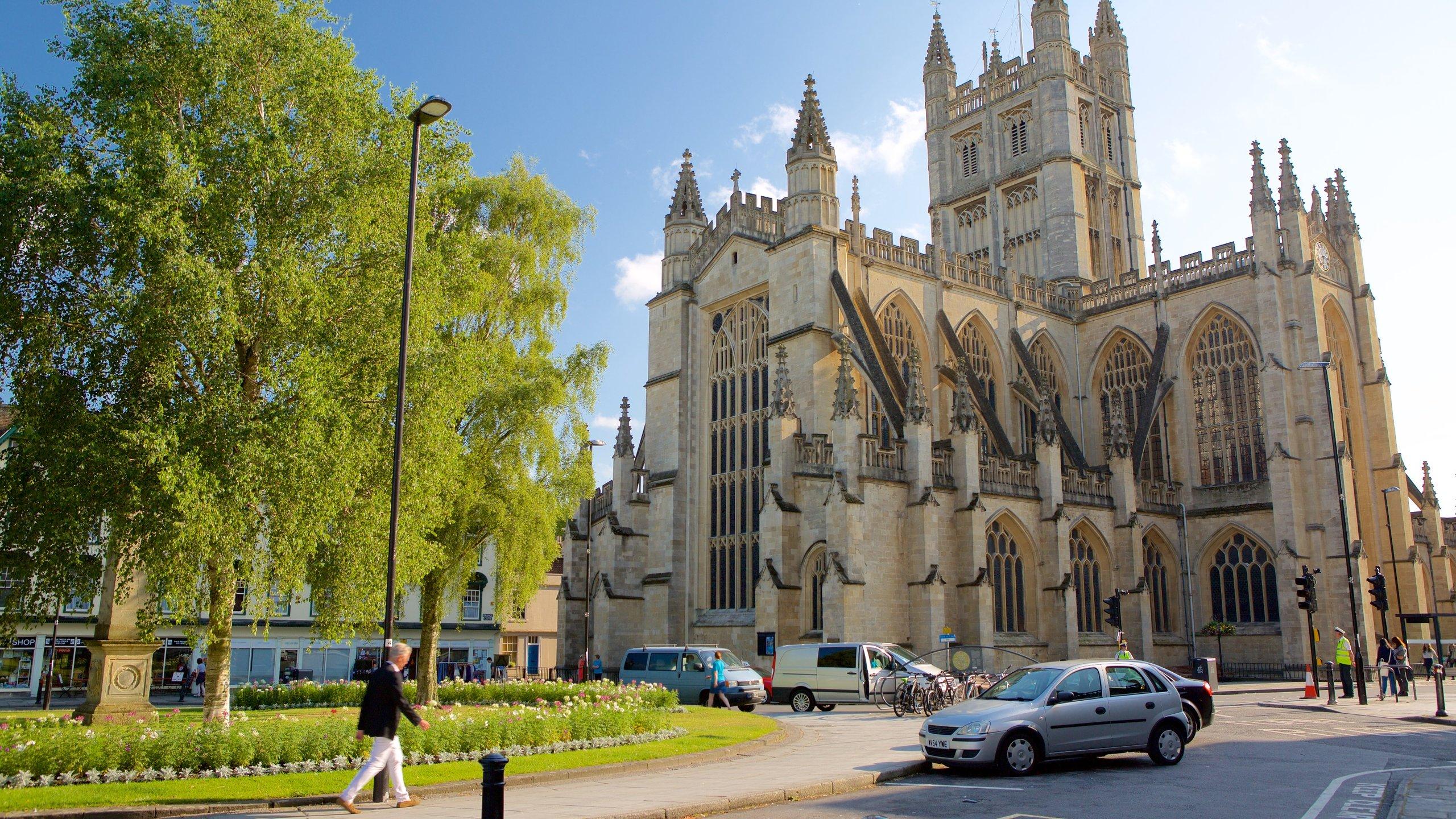 Bath City Centre, Bath, England, United Kingdom