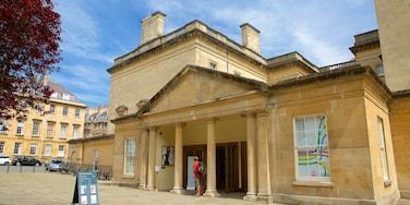 Bath Assembly Rooms das einen historische Architektur