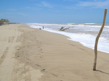 Barra Vieja Beach