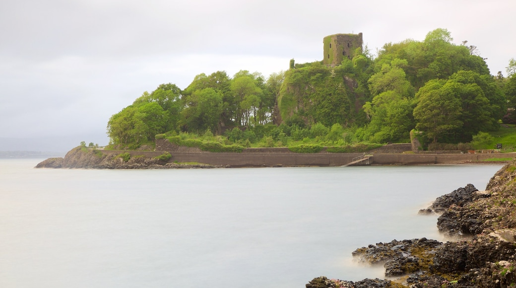 Oban featuring heritage elements, château or palace and heritage architecture