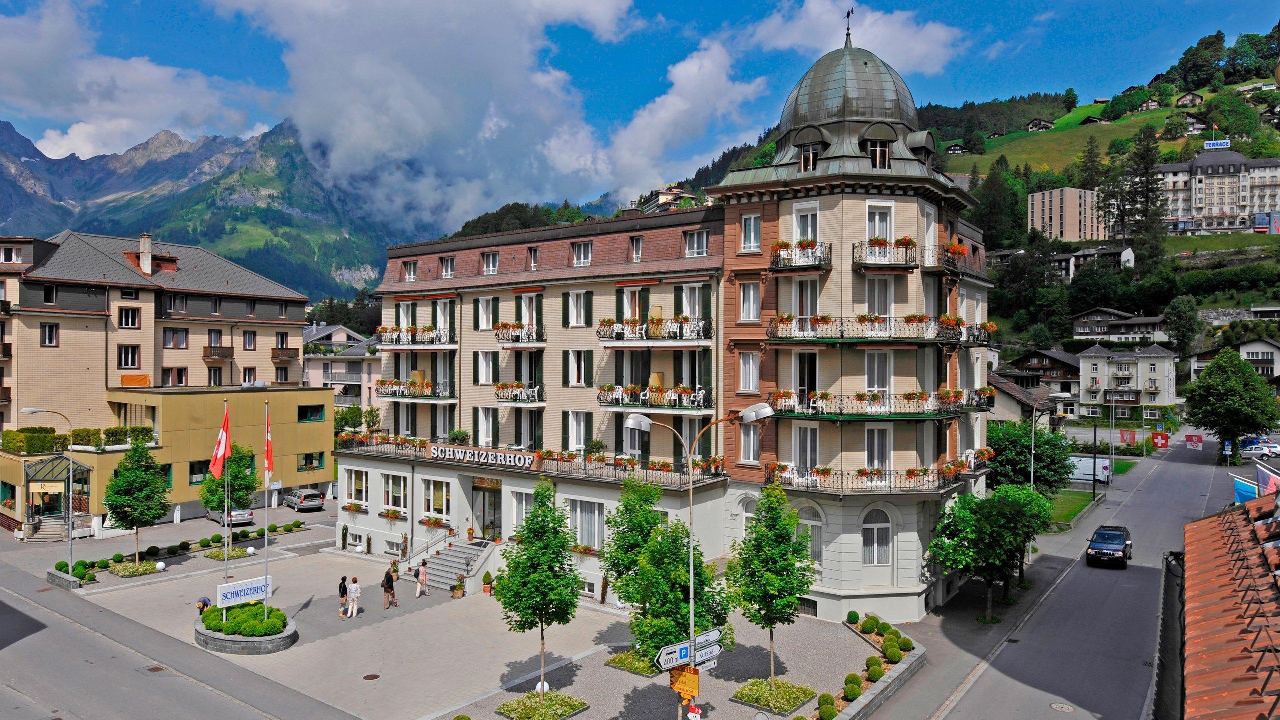 Engelberg, Canton of Obwalden, Switzerland