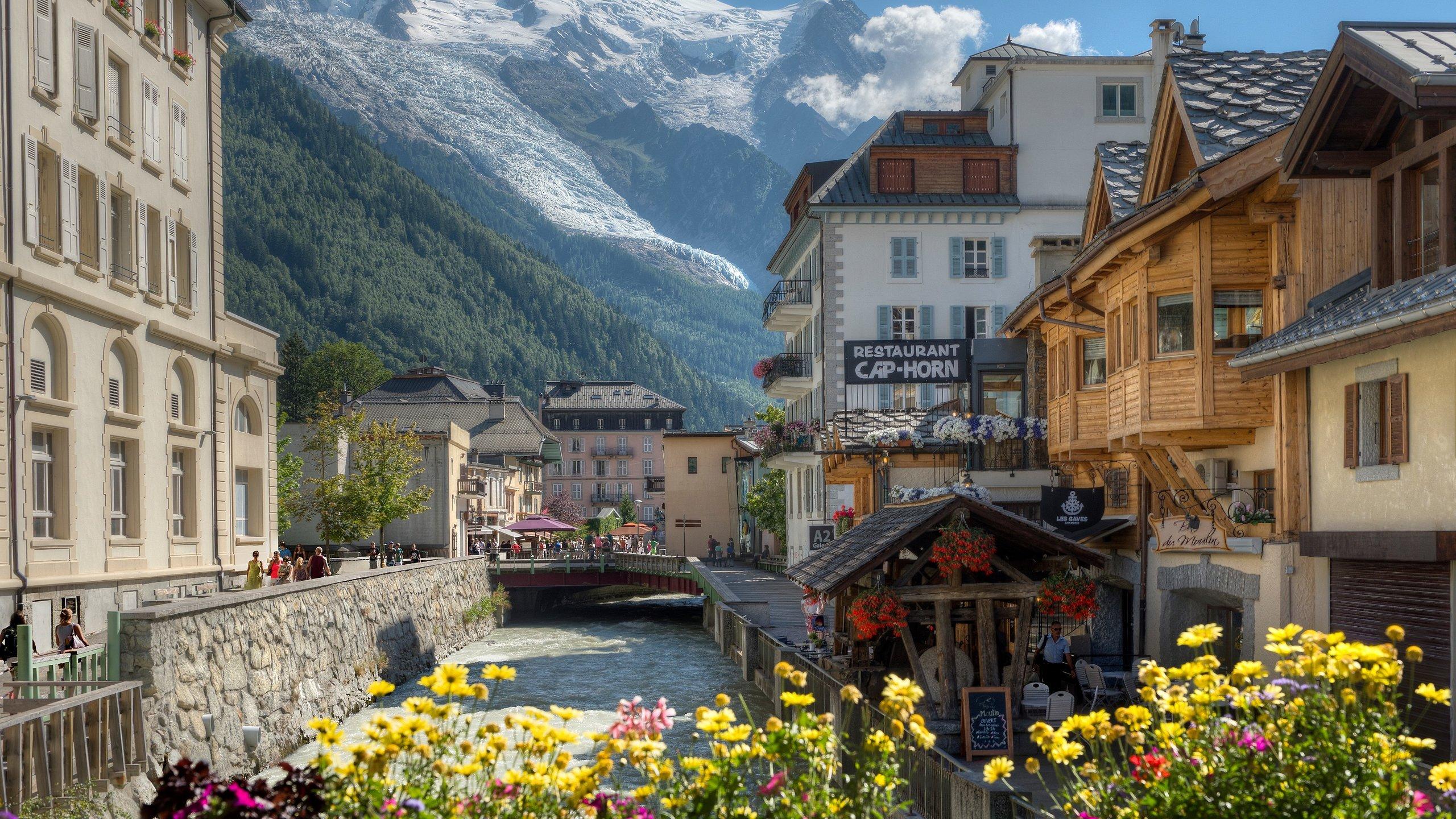 Seilbahn Aiguille du Midi, Chamonix, Haute-Savoie (Département), Frankreich