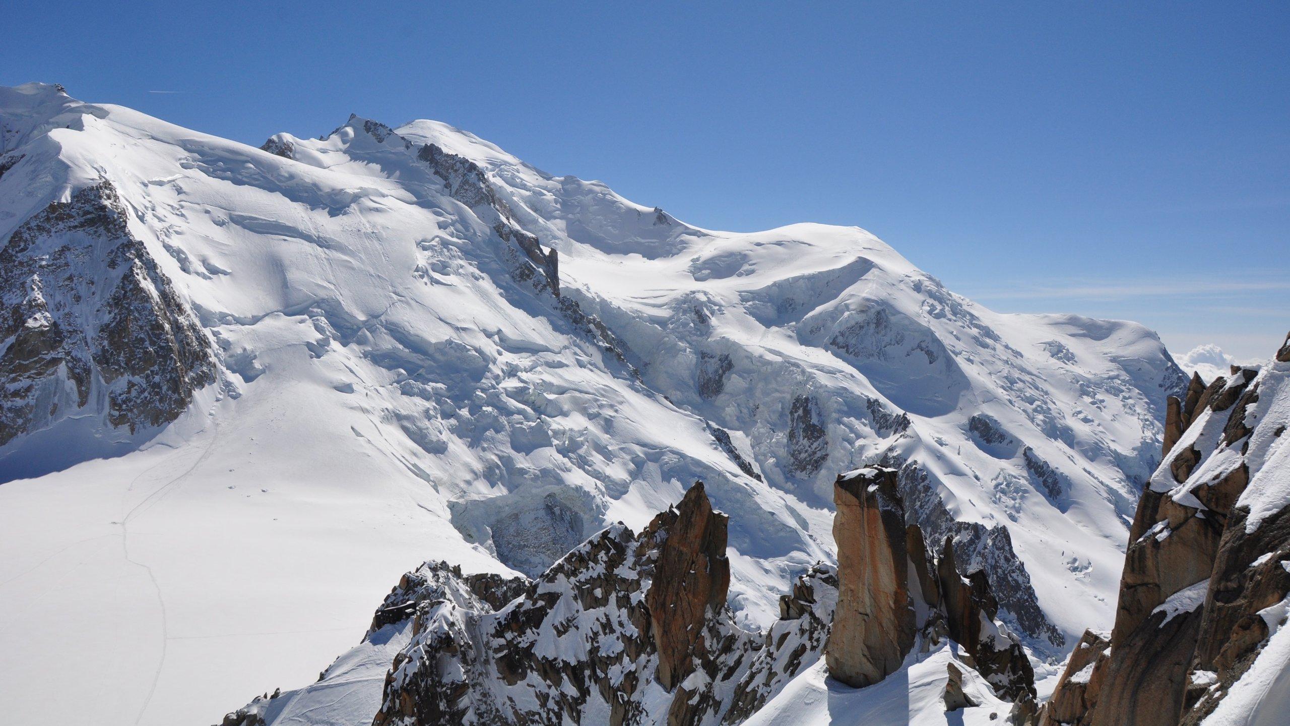 Mont Blanc, Chamonix-Mont-Blanc, Alta Saboya (departamento), Francia