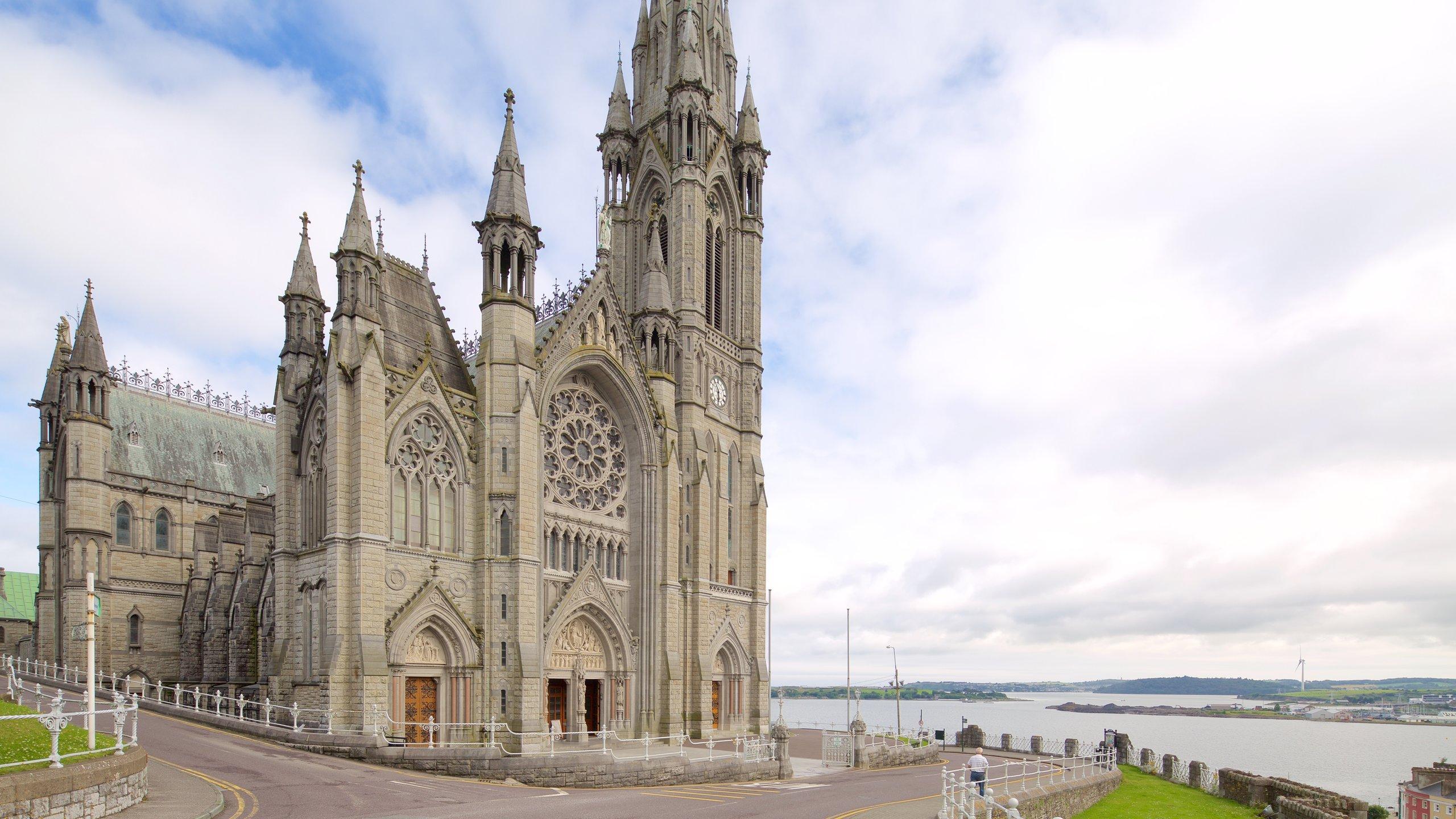 Kathedraal van Cobh (St. Colman's Cathedral), Cobh, Cork (graafschap), Ierland