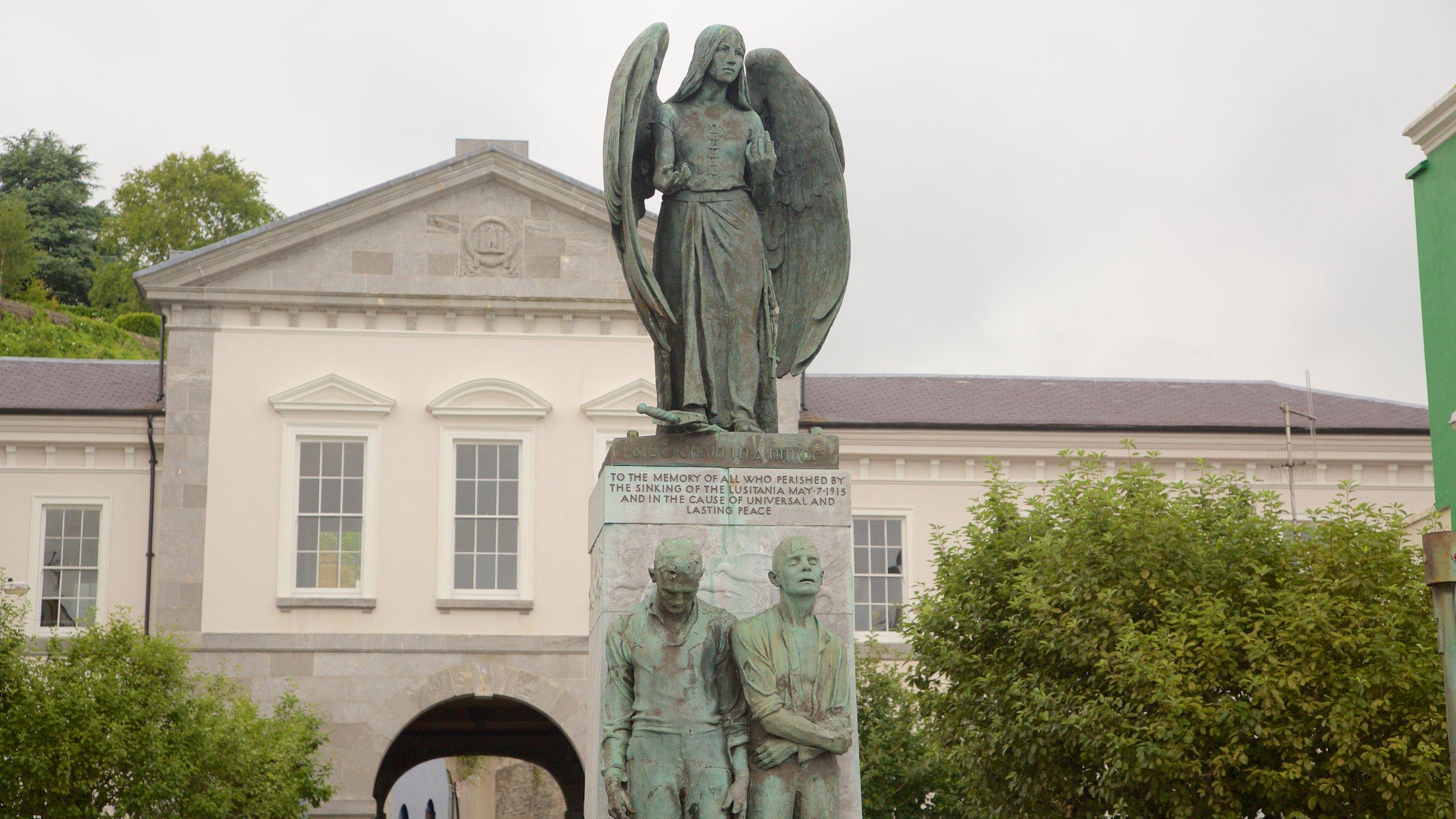 Lusitania Memorial, Cobh, Cork (graafschap), Ierland