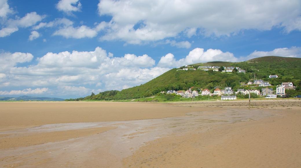 Fahan showing a sandy beach