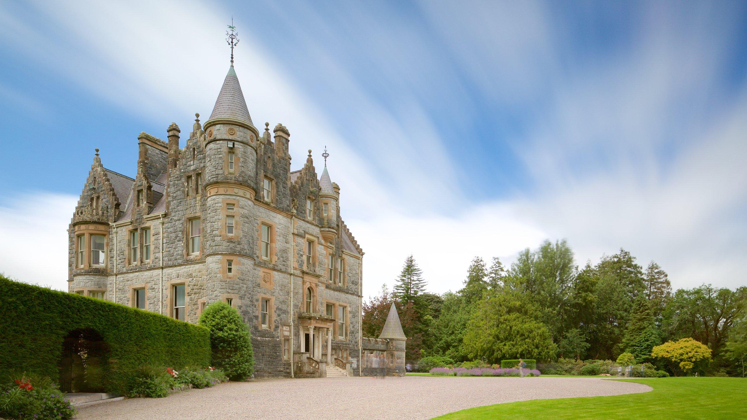 Blarney Castle, Blarney, Cork (graafschap), Ierland