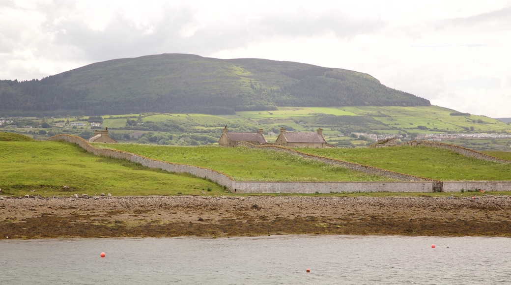 Rosses Point featuring tranquil scenes and a river or creek