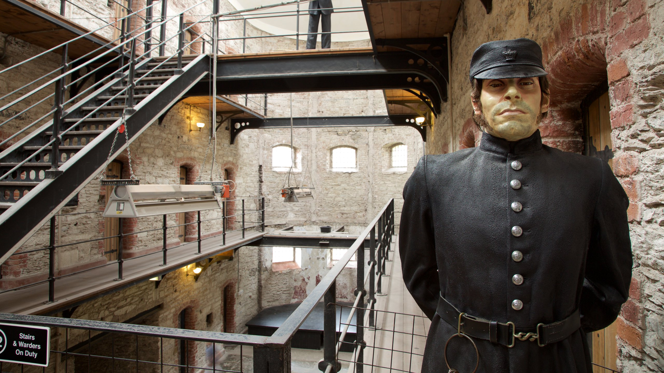 Experience the harshness of Irish penal life in the 19th century as you wander amid the cells of this architecturally impressive former prison.