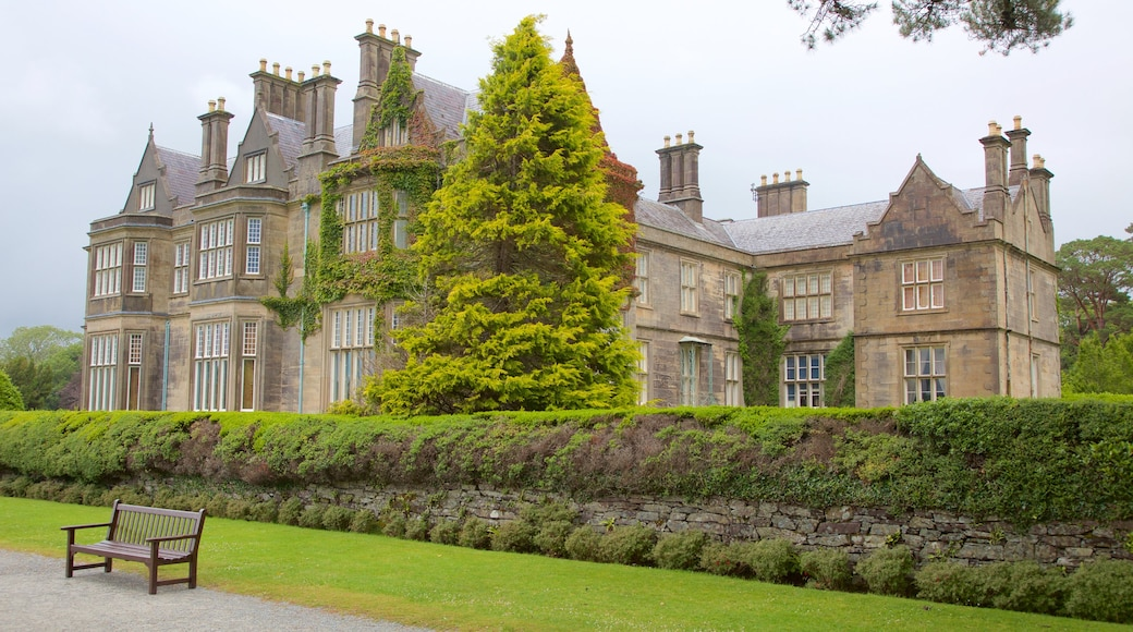 Muckross House mit einem Geschichtliches, Palast oder Schloss und historische Architektur