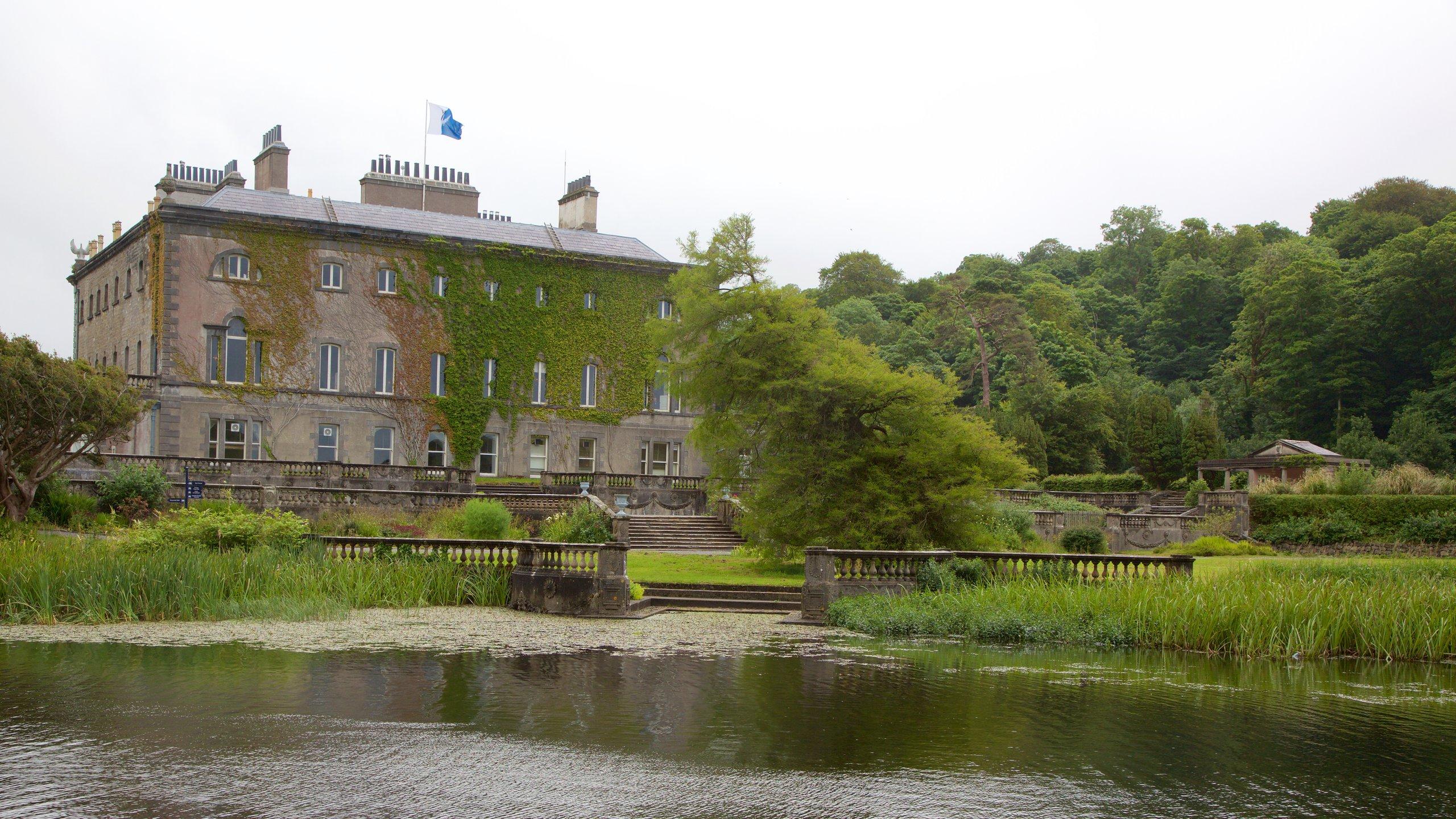 Westport House, Westport, County Mayo, Ireland