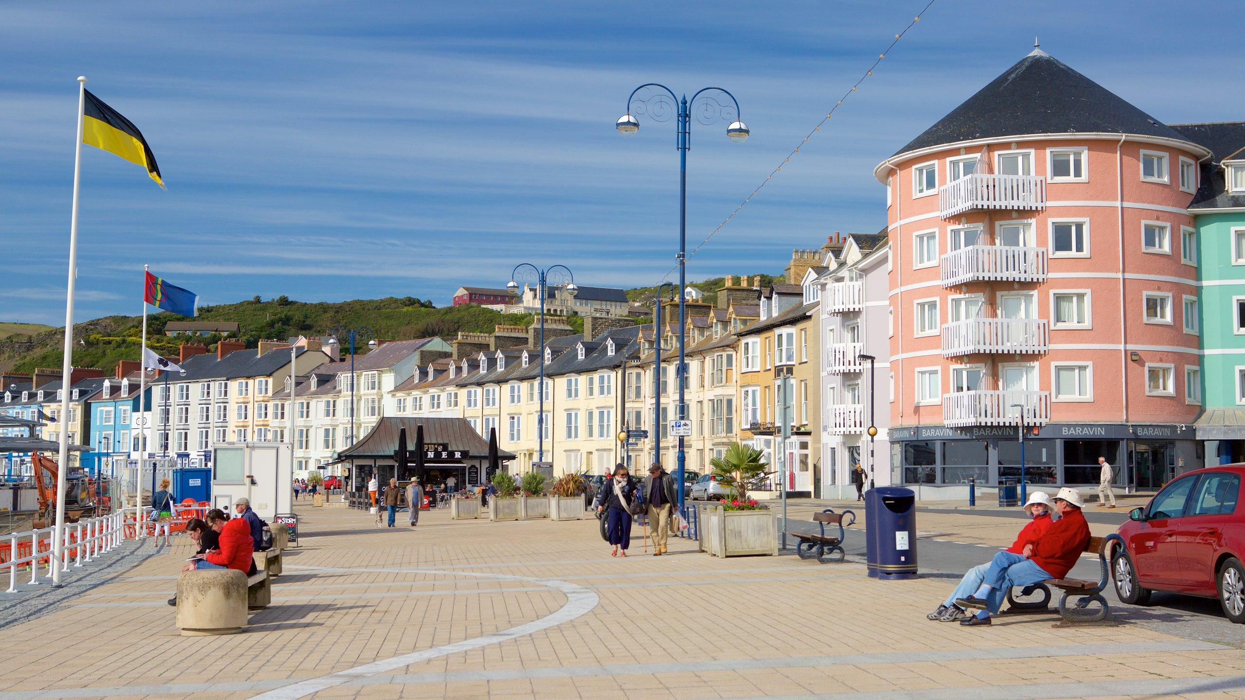 Aberystwyth, Wales, Verenigd Koninkrijk