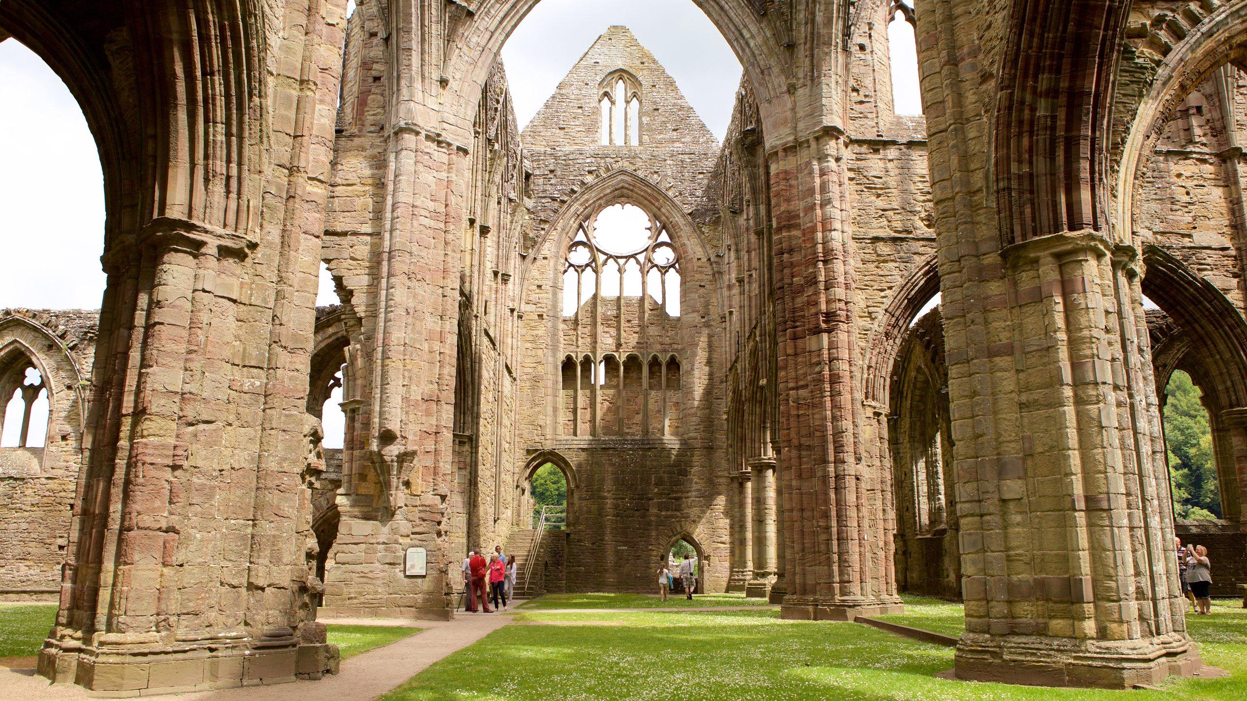 Tintern Abbey, Chepstow, Wales, United Kingdom