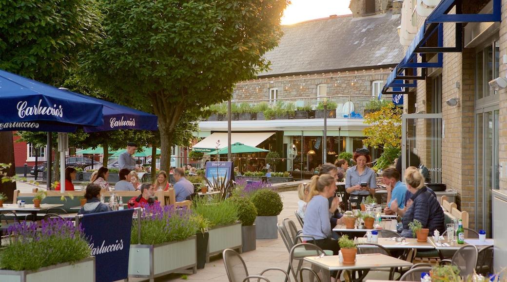 Mermaid Quay que inclui cenas de cafeteria, jantar ao ar livre e jantar fora