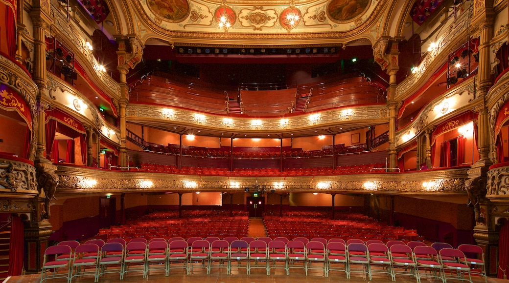 Grand Opera House featuring heritage elements, heritage architecture and interior views