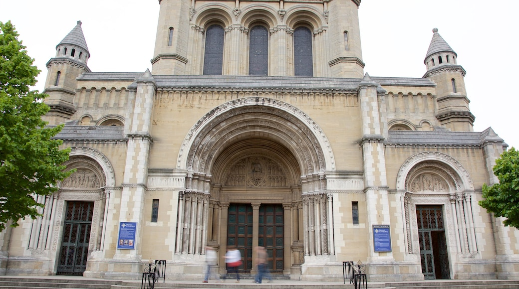 St. Anne\'s Cathedral featuring religious elements, heritage elements and heritage architecture