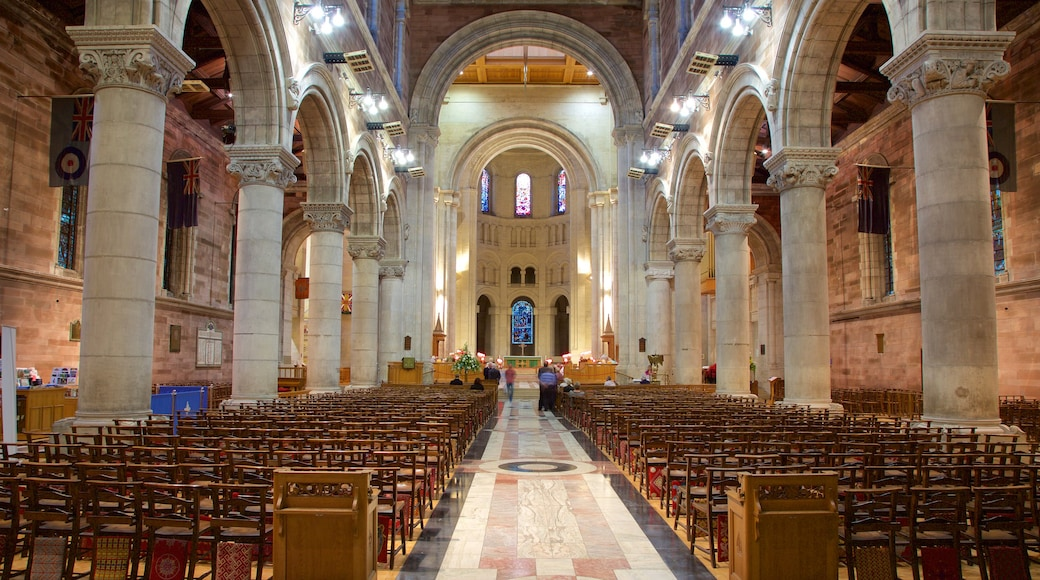St. Anne\'s Cathedral which includes religious aspects, heritage elements and heritage architecture