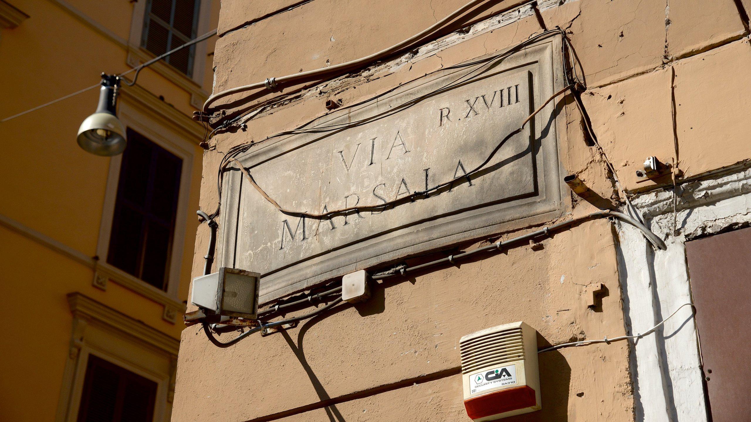 Marsala, Rome, Lazio, Italy