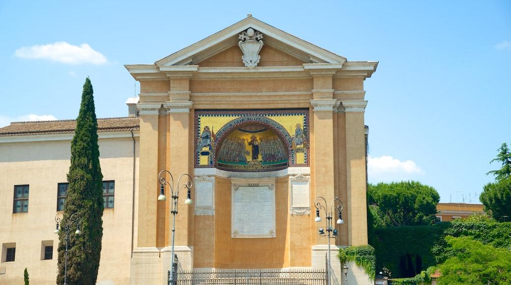 San Giovanni montrant patrimoine architectural et patrimoine historique