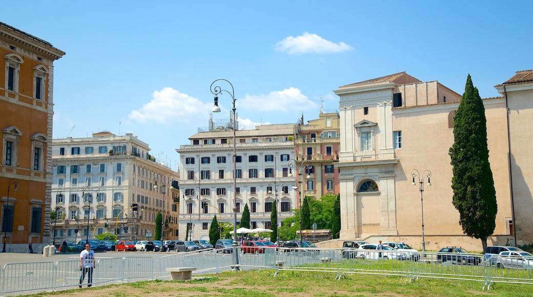 San Giovanni qui includes ville