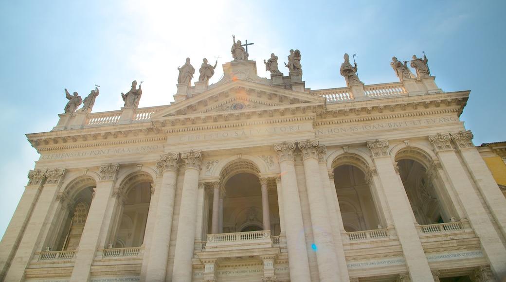 San Giovanni montrant patrimoine historique, église ou cathédrale et patrimoine architectural