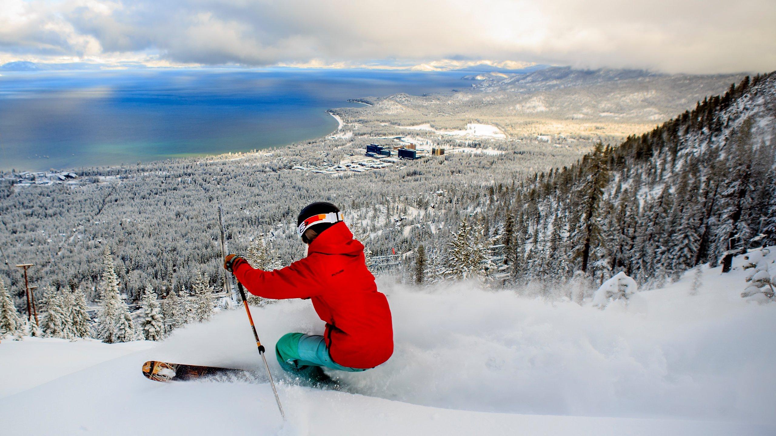 Heavenly Ski Resort, United States of America