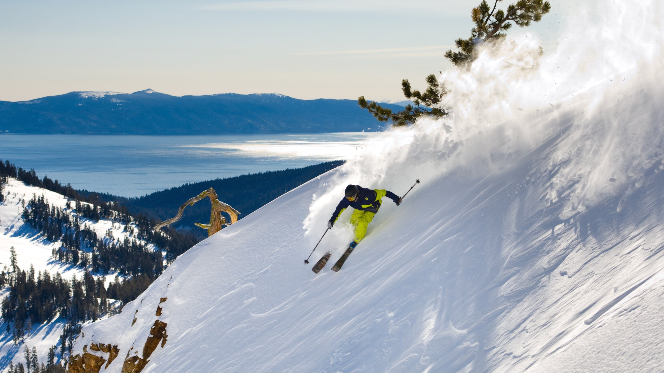 Alpine Meadows Ski Resort, California, United States of America