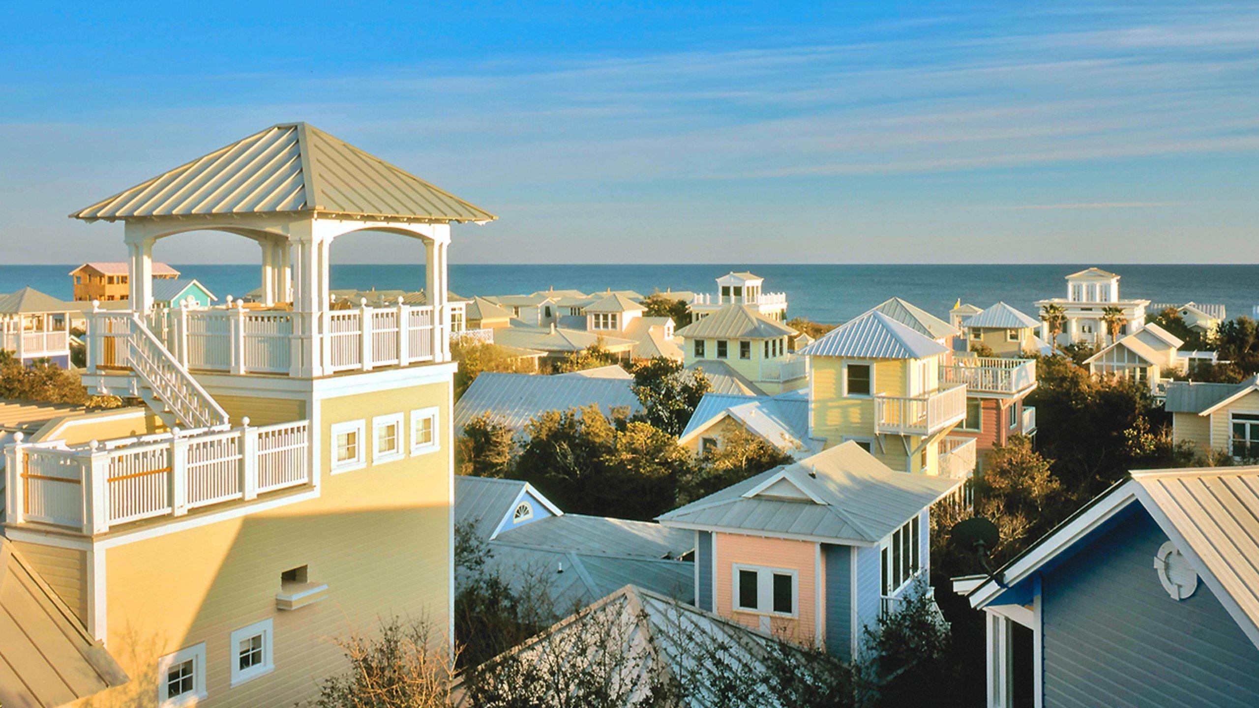 Seaside, Santa Rosa Beach, Florida, United States of America