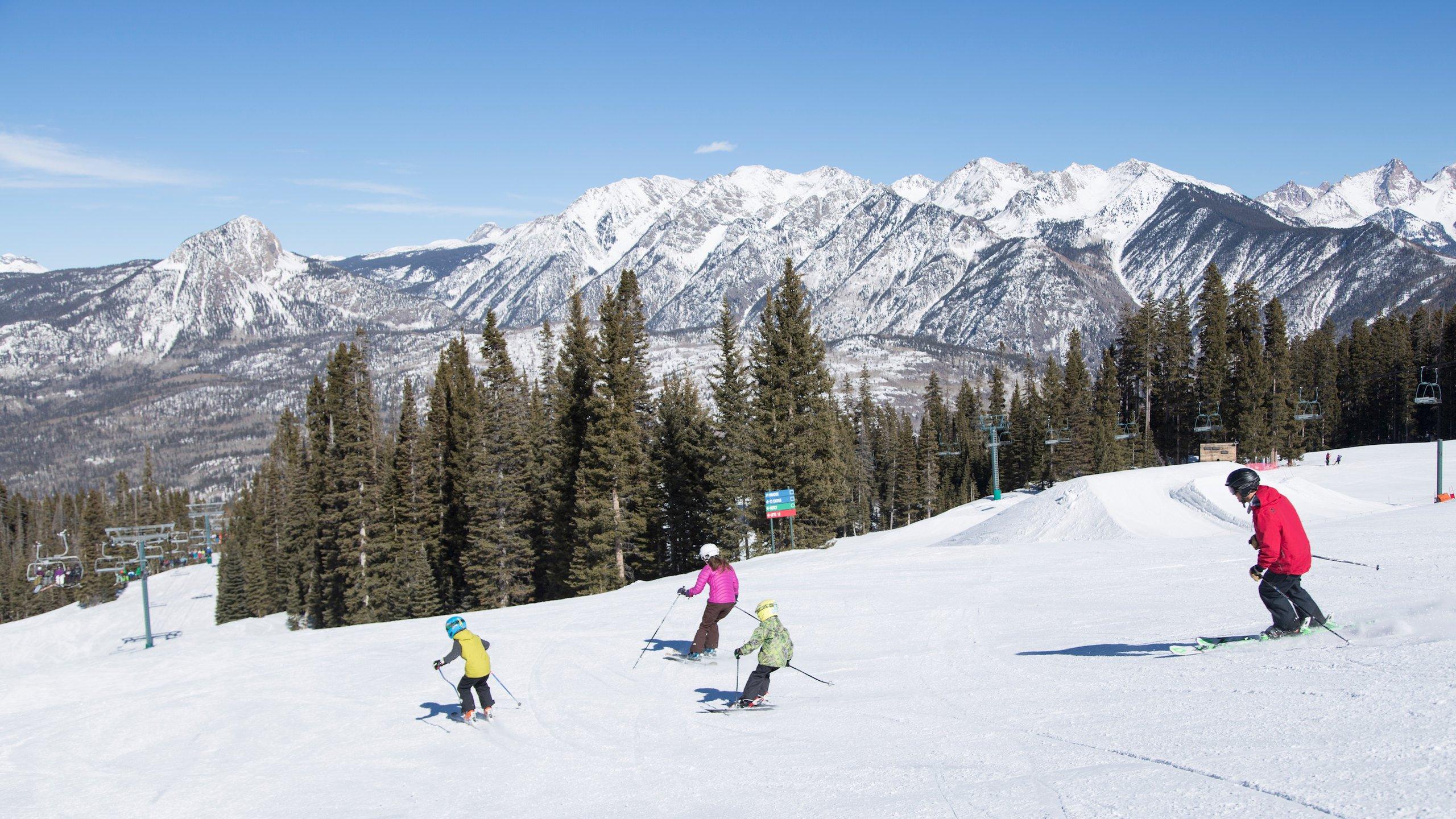 Top 10 Ski Resorts  Lodges in Durango  Purgatory CO 54