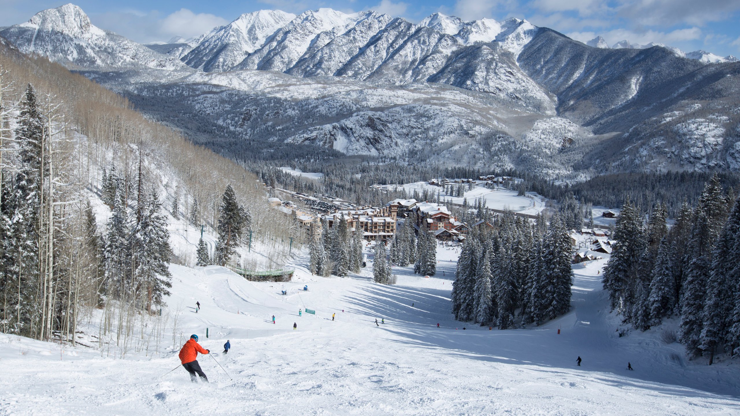 Top 10 Ski Resorts  Lodges in Durango  Purgatory CO 49