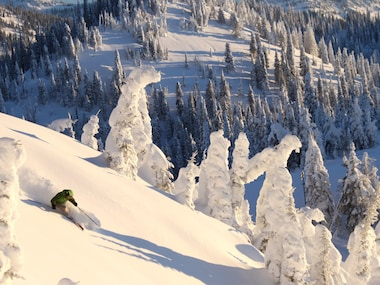 Whitefish Mountain Ski Resort