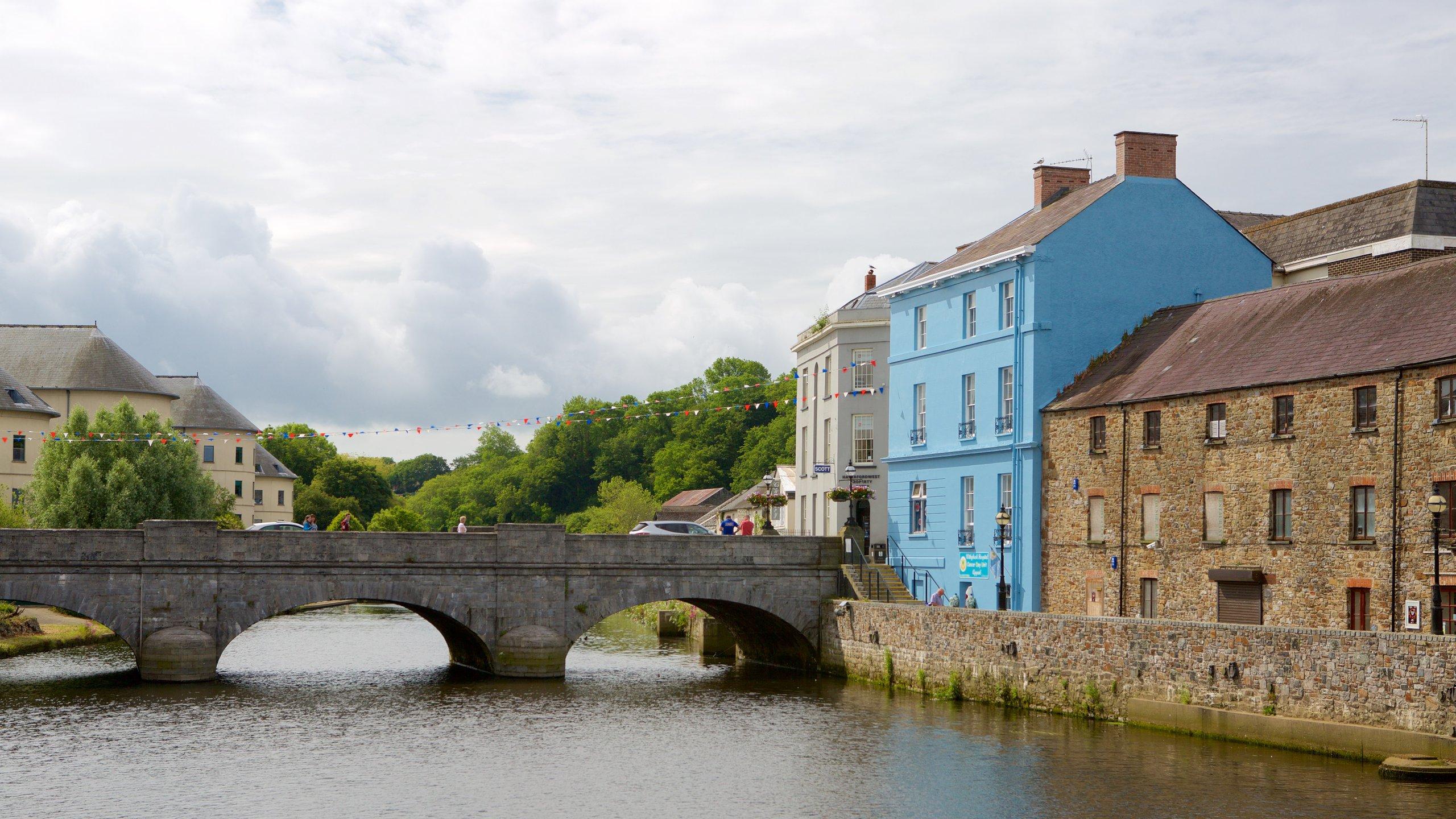 Haverfordwest, Wales, Verenigd Koninkrijk