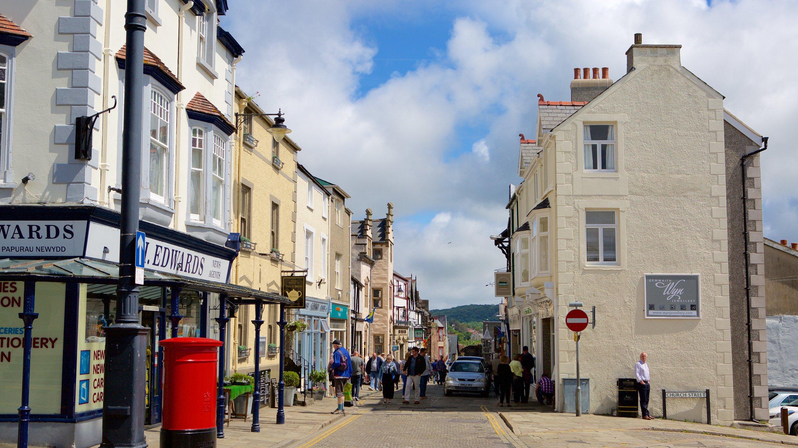 Conwy, Wales, Verenigd Koninkrijk