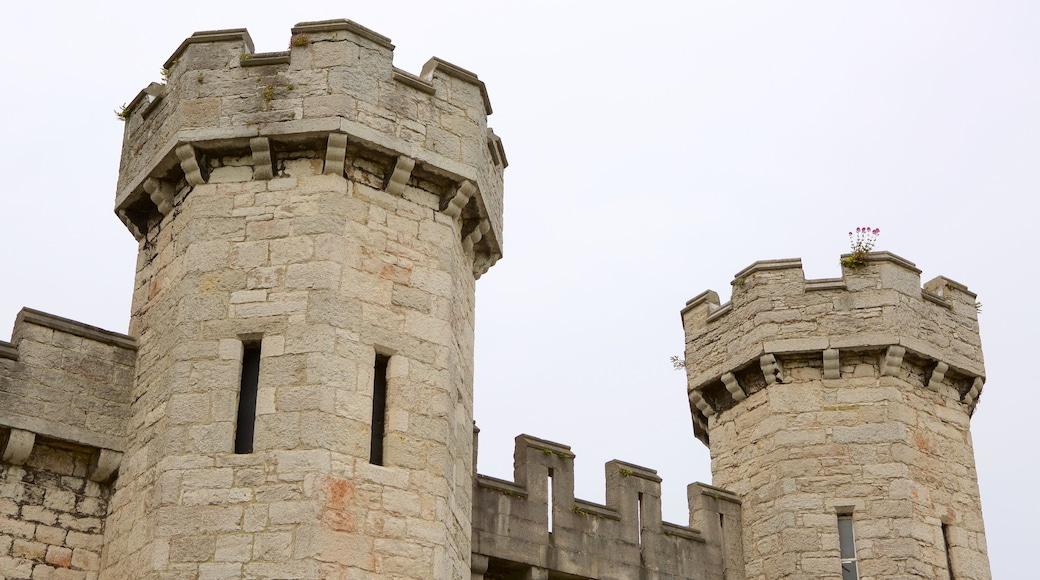Bodelwyddan Castle welches beinhaltet Palast oder Schloss und Geschichtliches
