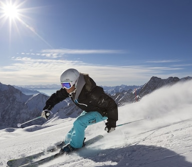 Garmisch-Partenkirchen Ski Resort